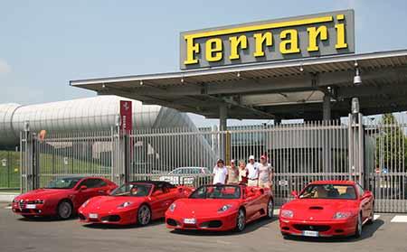 Ofertas de Emprego na Ferrari - Trabalhar no Estrangeiro