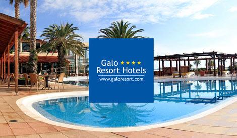 Galo Resort Hotels está a recrutar