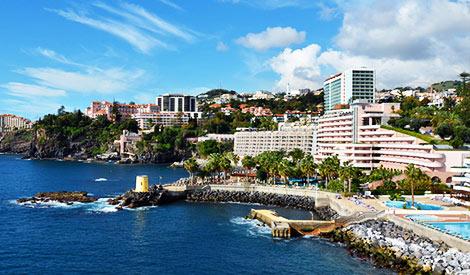 Ofertas de Emprego em Hotéis na Madeira e no Porto Santo