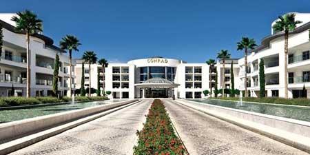 Ofertas de Emprego no Hotel de Luxo Conrad Algarve