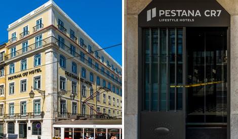 Ofertas de Emprego no Pestana CR7 Lisboa