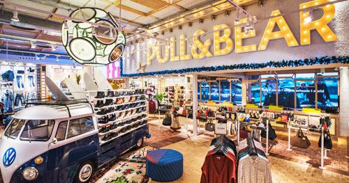 Emprego nas Lojas Pull Bear