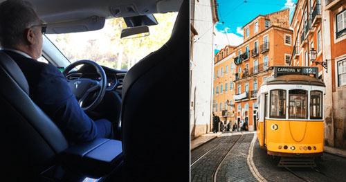 Emprego Motorista Lisboa