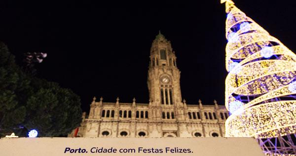 Empregos Natal no Porto