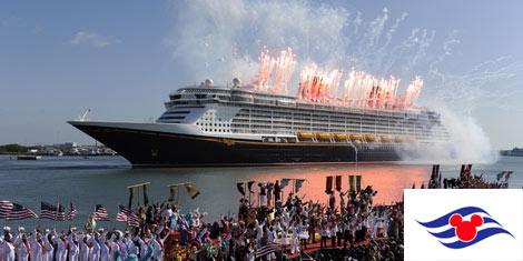 Ofertas de Emprego nos Cruzeiros Disney Cruise Line