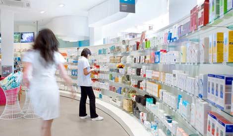 Ofertas de Emprego nas Farmácias