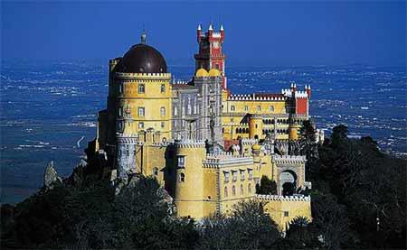 Ofertas de Emprego no Palácio da Pena e em outros monumentos em Sintra