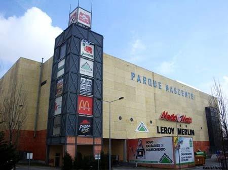 Ofertas de Emprego no Centro Comercial Parque Nascente