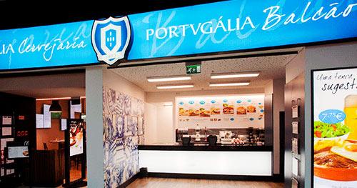 Empregos nos Restaurantes Portugália
