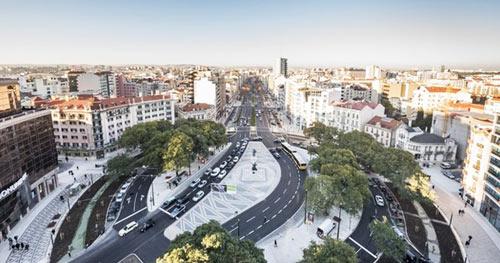 Empregos no Saldanha, Lisboa