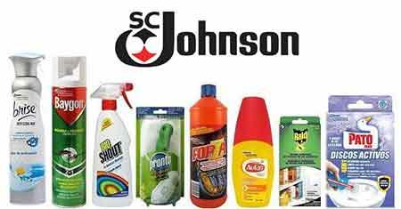 Ofertas de Empregos na SC Johnson Portugal