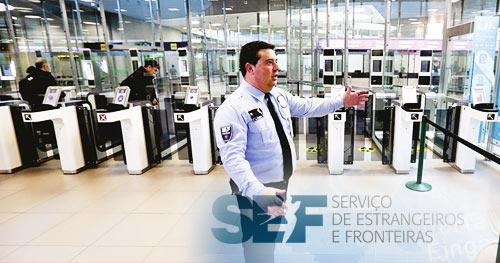 Empregos SEF - Serviço de Estrangeiros e Fronteiras
