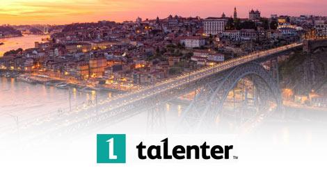 Ofertas de Emprego no Porto da empresa de recrutamento Talenter