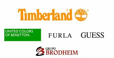 Ofertas de Emprego nas Lojas Timberland, Guess e Furla