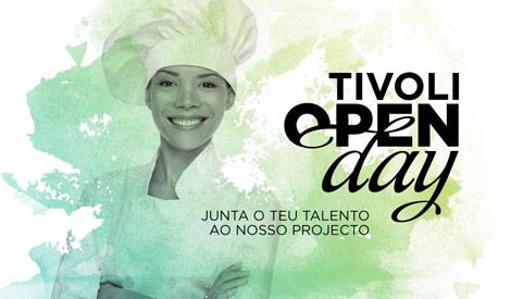 Recrutamento Tivoli Open Day