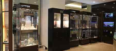 Empregos para trablahar em Joalheria e Relógios de Luxo