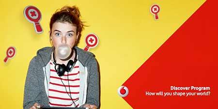 Programa de Estágios Discover Vodafone Graduate